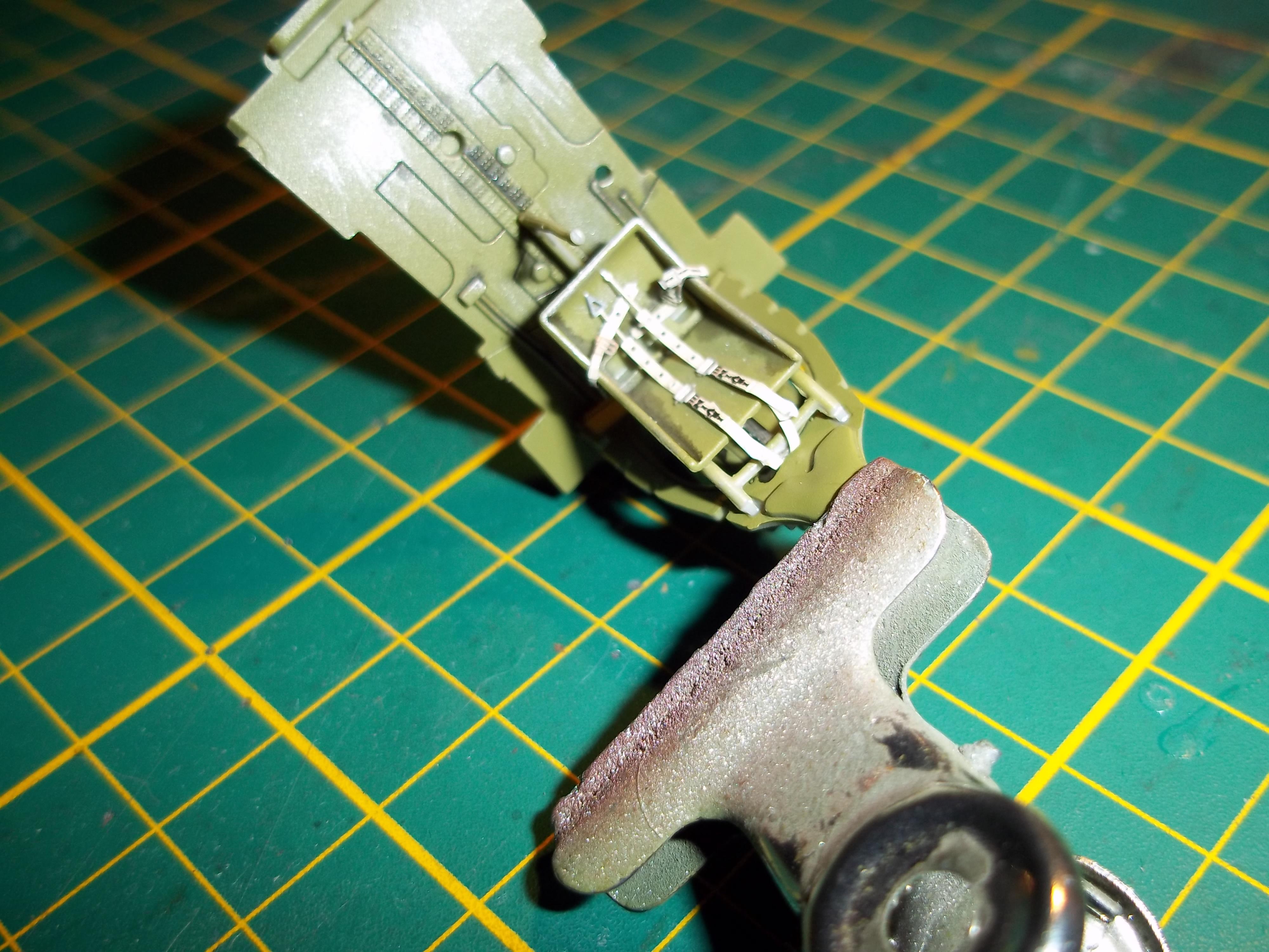 curtiss tomahawk MK.II  airfix 1/48 181108064137713940