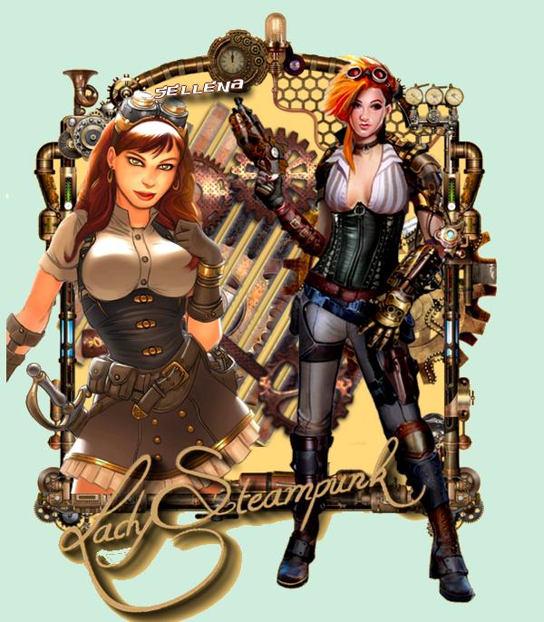lady steampunk