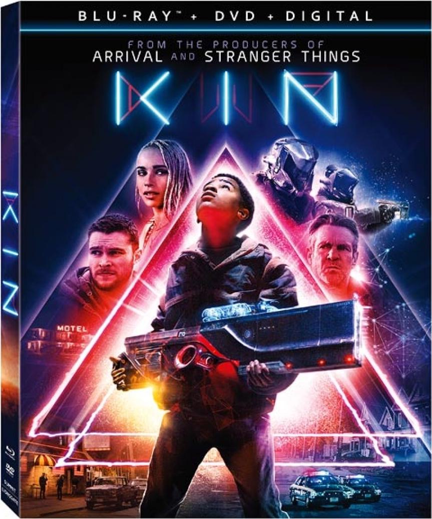 Kin (2018) poster image