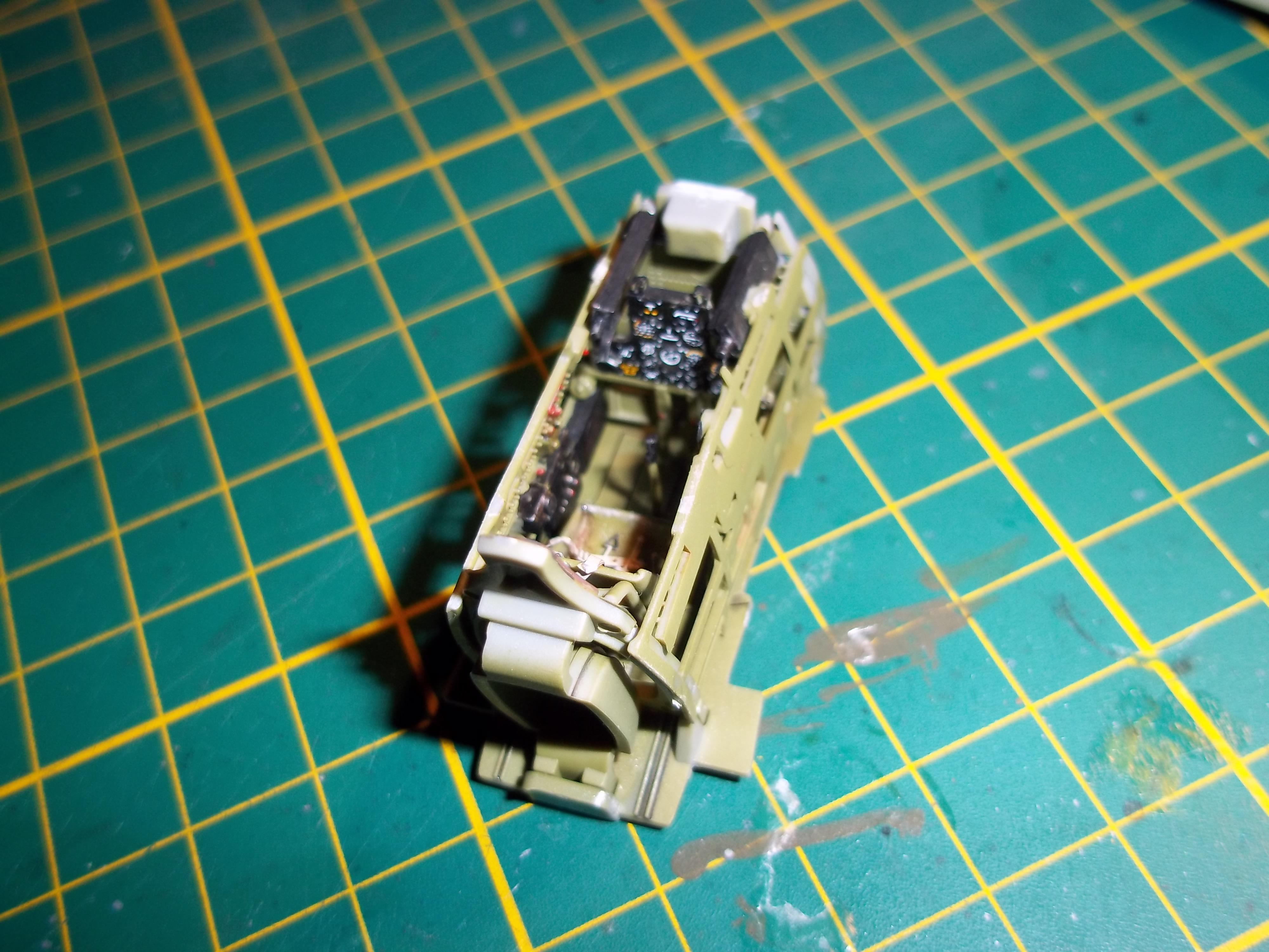 curtiss tomahawk MK.II  airfix 1/48 181110070153270849