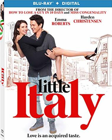 Little Italy poster image