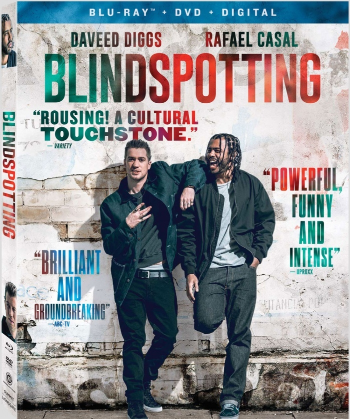Blindspotting poster image