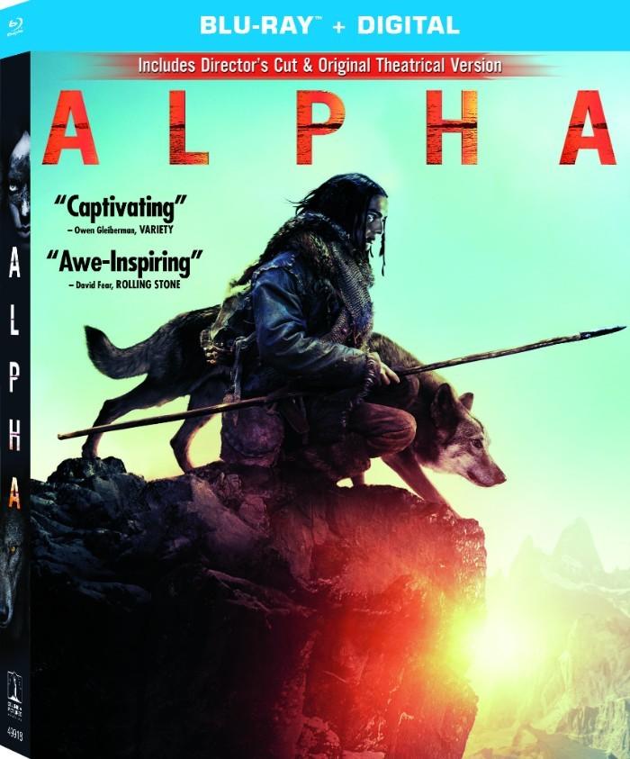 Alpha (2018) poster image