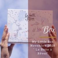 mylittlebox novembre 2018