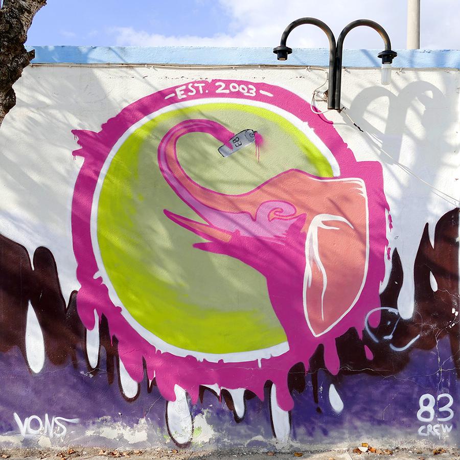 [FIL OUVERT] Street art - Page 21 18111107354217687
