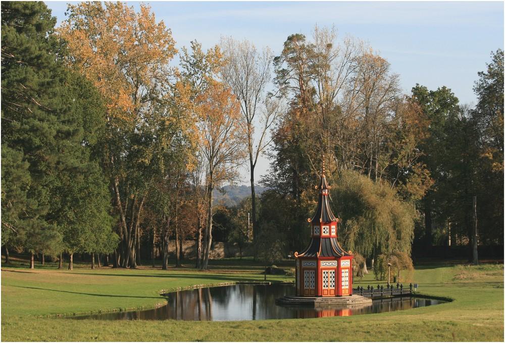 Dans le parc du château de Marly le Roi 181112063734268533