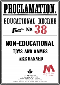 Les décrets : Imposés par Dolores Ombrage Mini_181112055215674803
