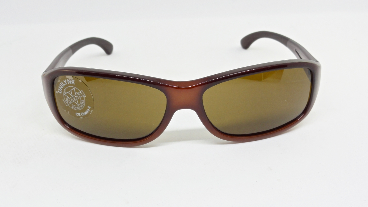 7cb1444682f Details about VUARNET 150 UNILYNX PX 6000 GLASS LENS for very sensitive  eyes SUNGLASSES BROWN