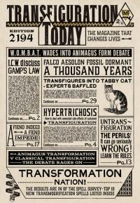 Transfiguration Today : W.O.M.B.A.T, Falco, Hypertrychosis Mini_181113054158659249