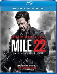 Mile 22 poster image