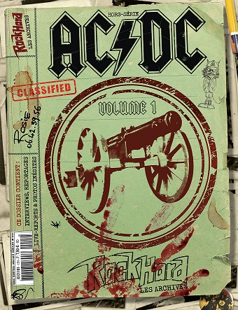 couv hs archives acdc vol1