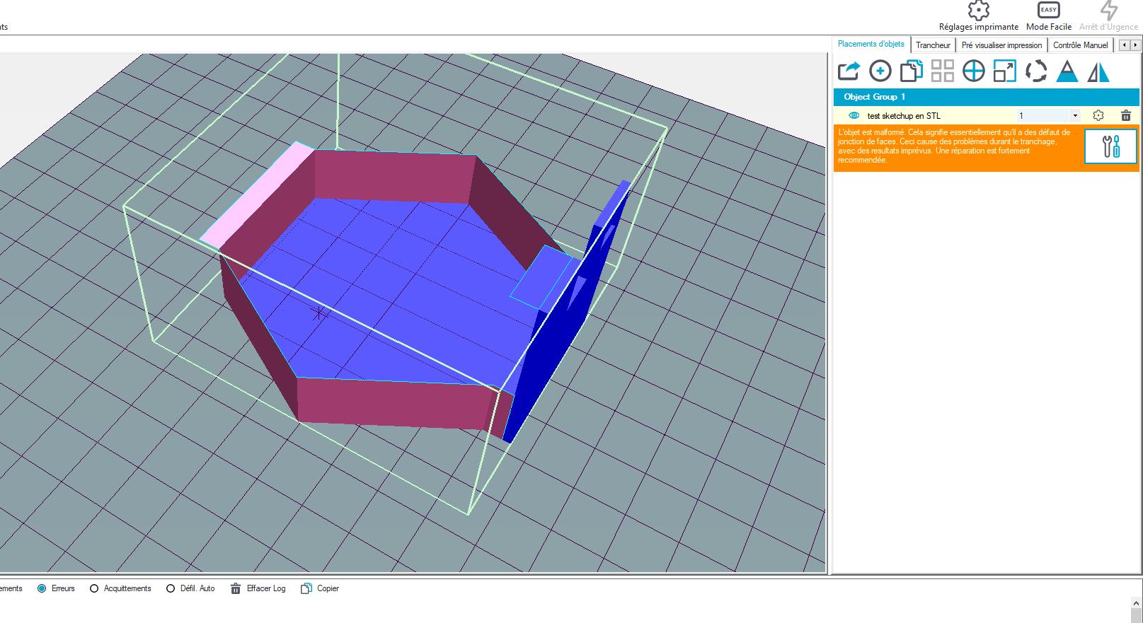 Début d'impression 3D avec l'imprimante sur la CR10S - Page 2 181114070919516591