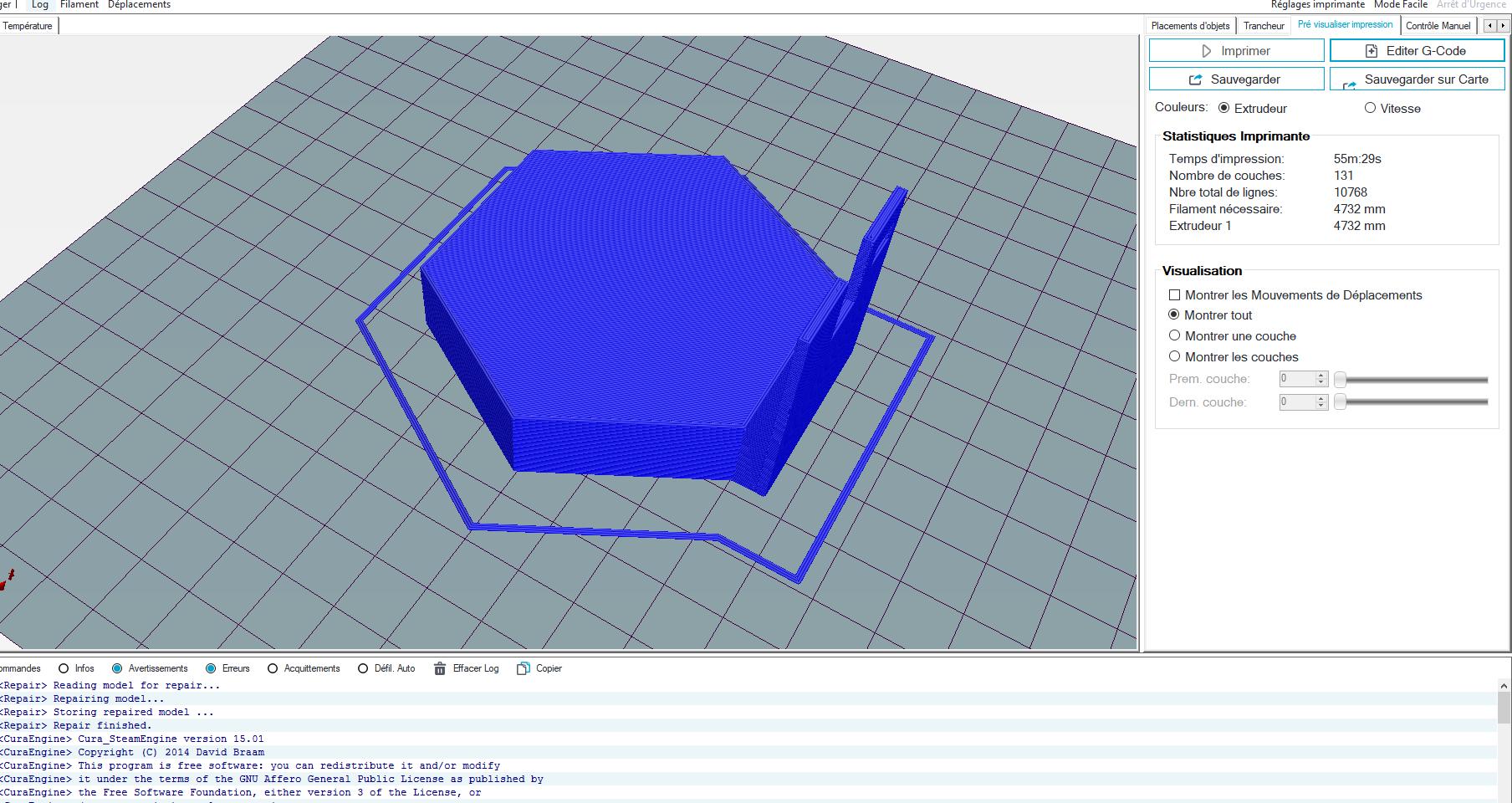 Début d'impression 3D avec l'imprimante sur la CR10S - Page 2 181114070919637259