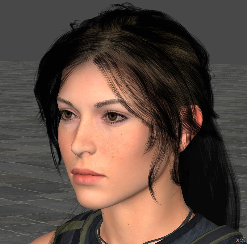 Lara Croft Shadow Of The Tomb Raider Full Hd Wallpaper: XNALara: Lara Realtime Posing Program
