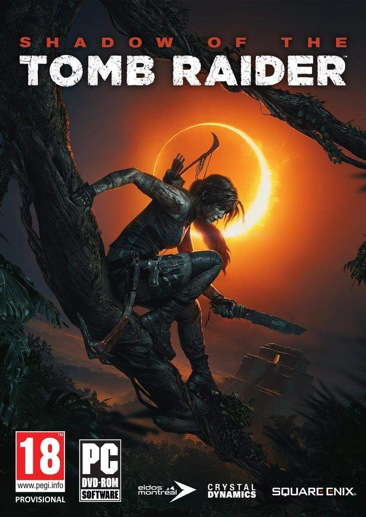 Poster for Shadow of the Tomb Raider