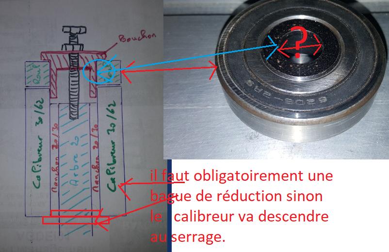 Toupie (suite) : entretien des outils de coupe et problème de bouchon 181117084916499657
