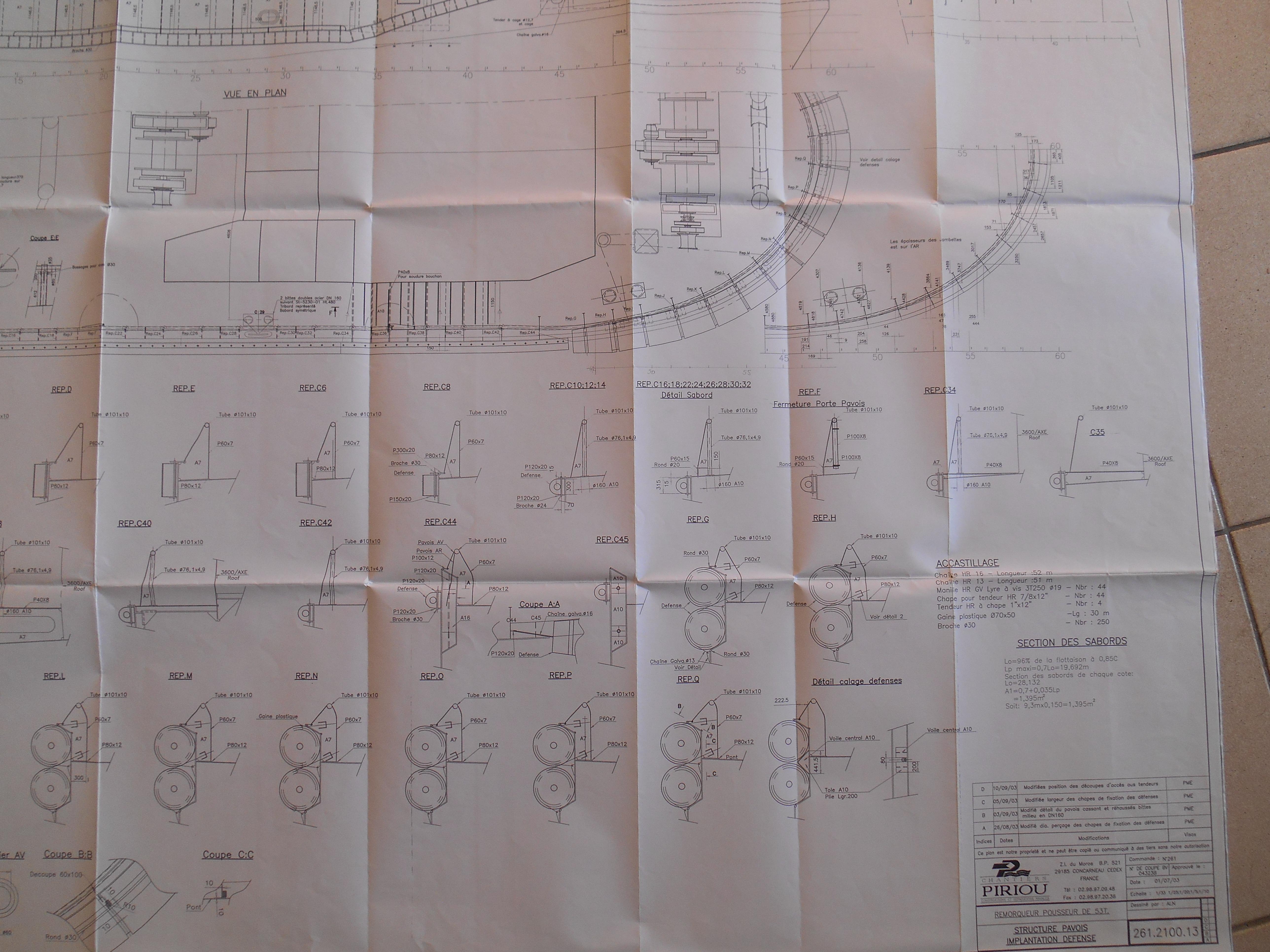 CHANTIER CONSTRUCTION DU VB CROISIC - Page 4 181118034745423907