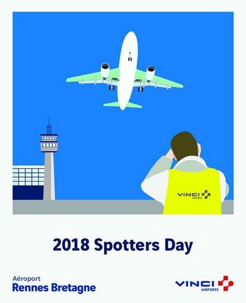 SPOTTERS - Vinci Spotters Day Rennes Aéroport 2018 181118073601975192