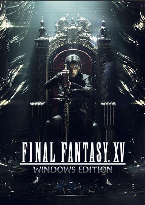 Poster for Final Fantasy XV: Windows Edition