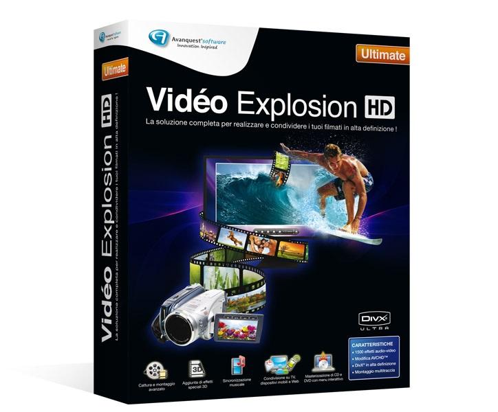 Avanquest Video Explosion HD Ultimate 7.7.0 Multilingual-P2P - FileBooze
