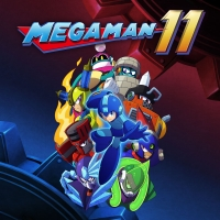 Poster for Mega Man 11