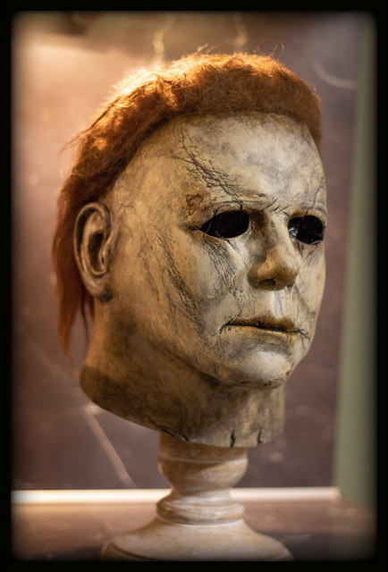 news photos! my michael myers mask 2018 rehaul by remzap86