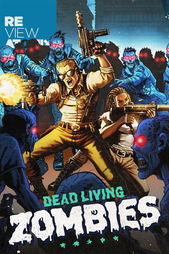 Poster for Far Cry 5: Dead Living Zombies
