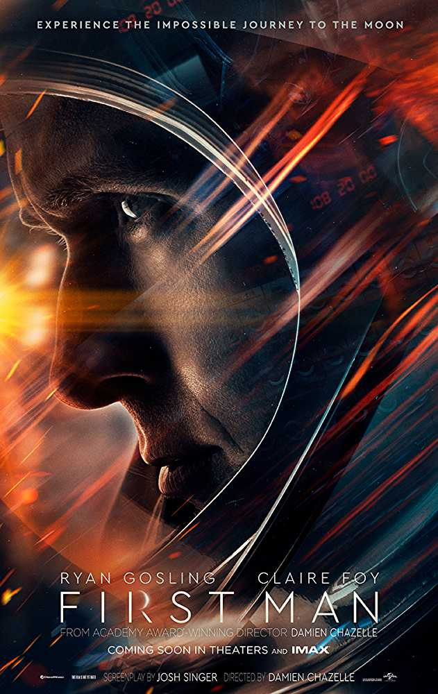 First Man poster image