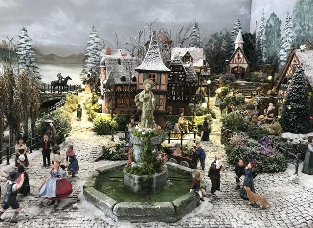 Un Noël en Alsace (village de Noël 2018 Flo) 181121033305322736