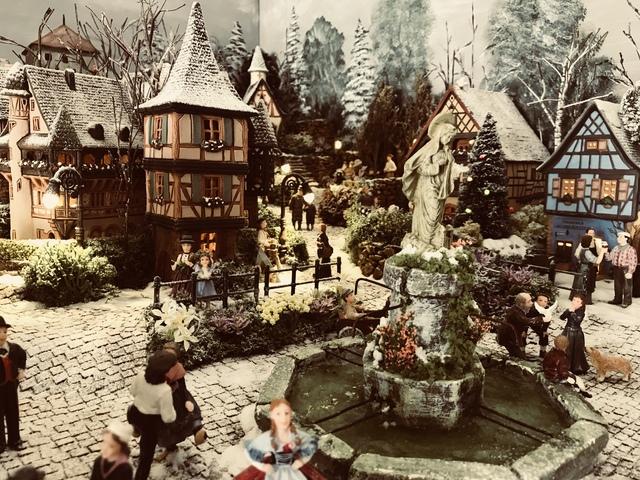 Un Noël en Alsace (village de Noël 2018 Flo) 181121033428805685