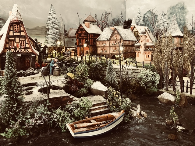 Un Noël en Alsace (village de Noël 2018 Flo) 181121033450144414