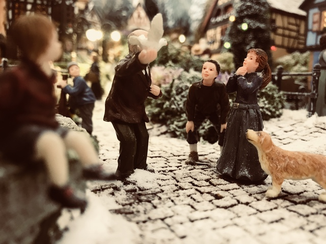 Un Noël en Alsace (village de Noël 2018 Flo) 181121034210457619