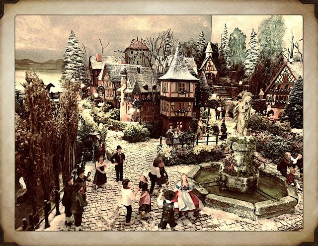 Un Noël en Alsace (village de Noël 2018 Flo) 181121034419210380