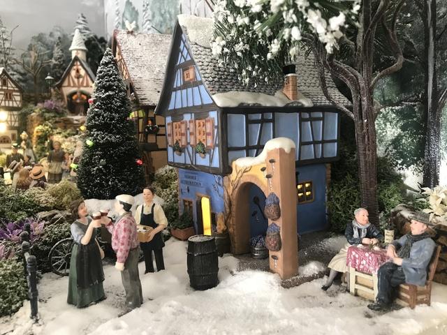 Un Noël en Alsace (village de Noël 2018 Flo) 181121040539962730