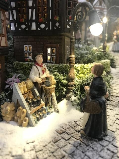 Un Noël en Alsace (village de Noël 2018 Flo) 181121040603516328