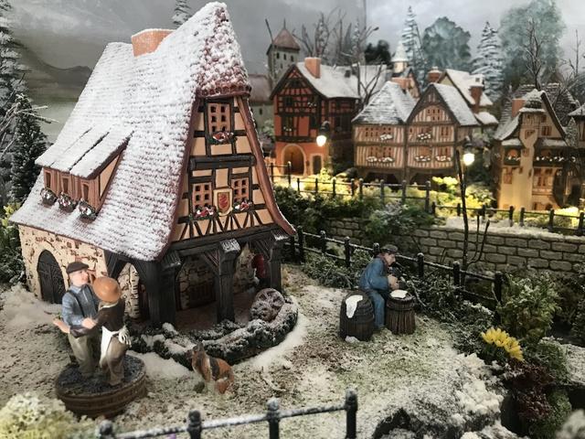 Un Noël en Alsace (village de Noël 2018 Flo) 18112104085470081