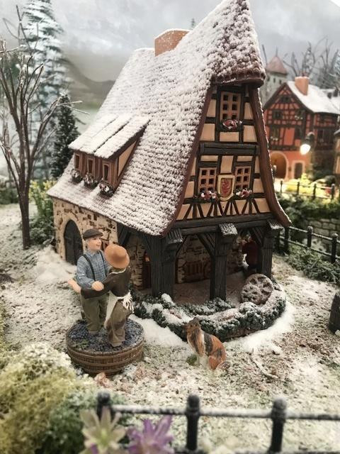 Un Noël en Alsace (village de Noël 2018 Flo) 181121041015619225