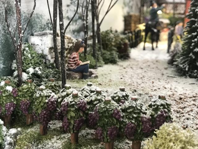 Un Noël en Alsace (village de Noël 2018 Flo) 181121041155348413