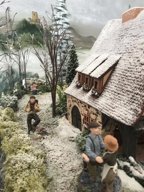 Un Noël en Alsace (village de Noël 2018 Flo) 181121041243254304