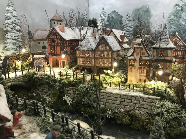 Un Noël en Alsace (village de Noël 2018 Flo) 181121041438456306