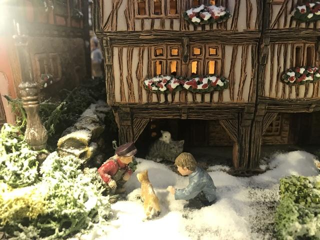 Un Noël en Alsace (village de Noël 2018 Flo) 181121041550154925