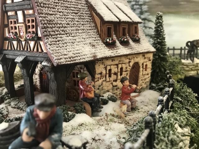 Un Noël en Alsace (village de Noël 2018 Flo) 181121041645733364
