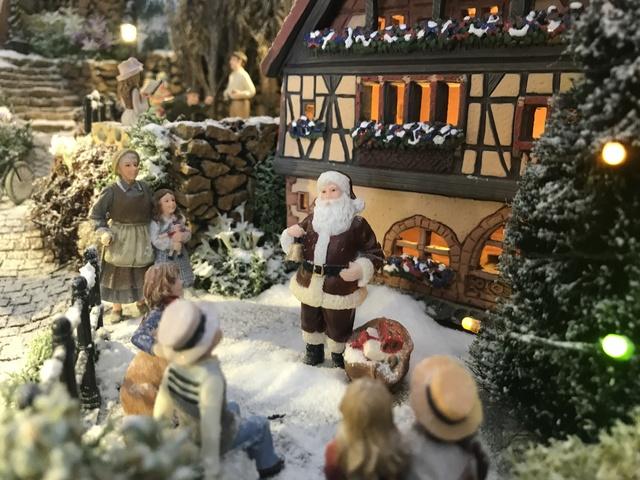 Un Noël en Alsace (village de Noël 2018 Flo) 181121041702219151