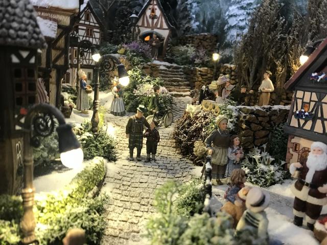 Un Noël en Alsace (village de Noël 2018 Flo) 181121041823458916