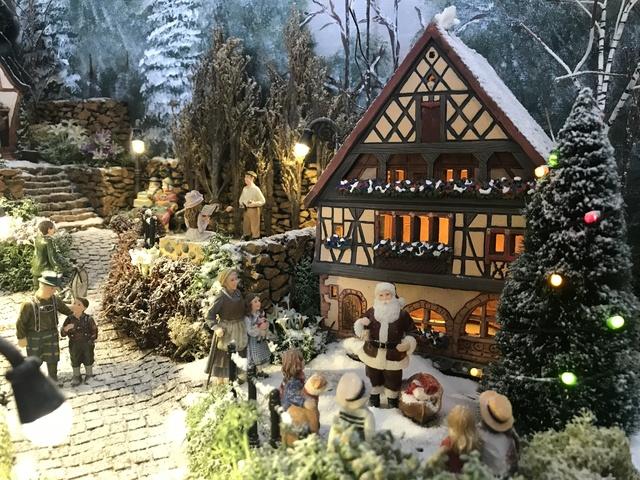 Un Noël en Alsace (village de Noël 2018 Flo) 181121041908446675