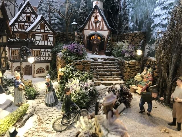 Un Noël en Alsace (village de Noël 2018 Flo) 181121042332600139