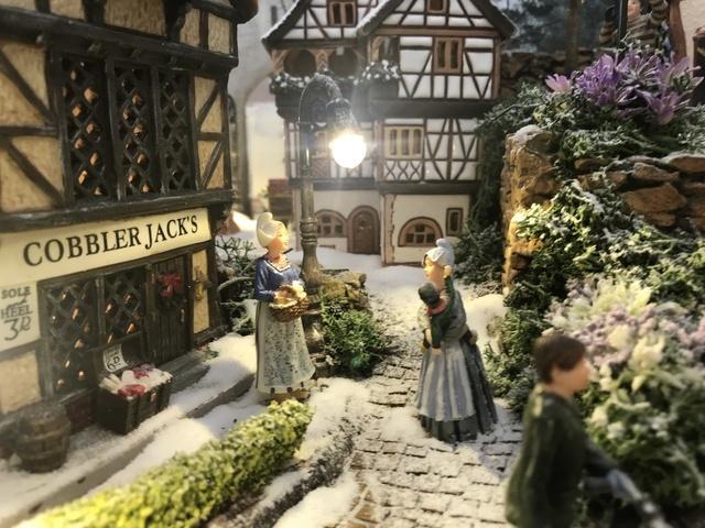 Un Noël en Alsace (village de Noël 2018 Flo) 181121042450168706