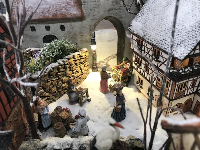 Un Noël en Alsace (village de Noël 2018 Flo) 181121042549755294