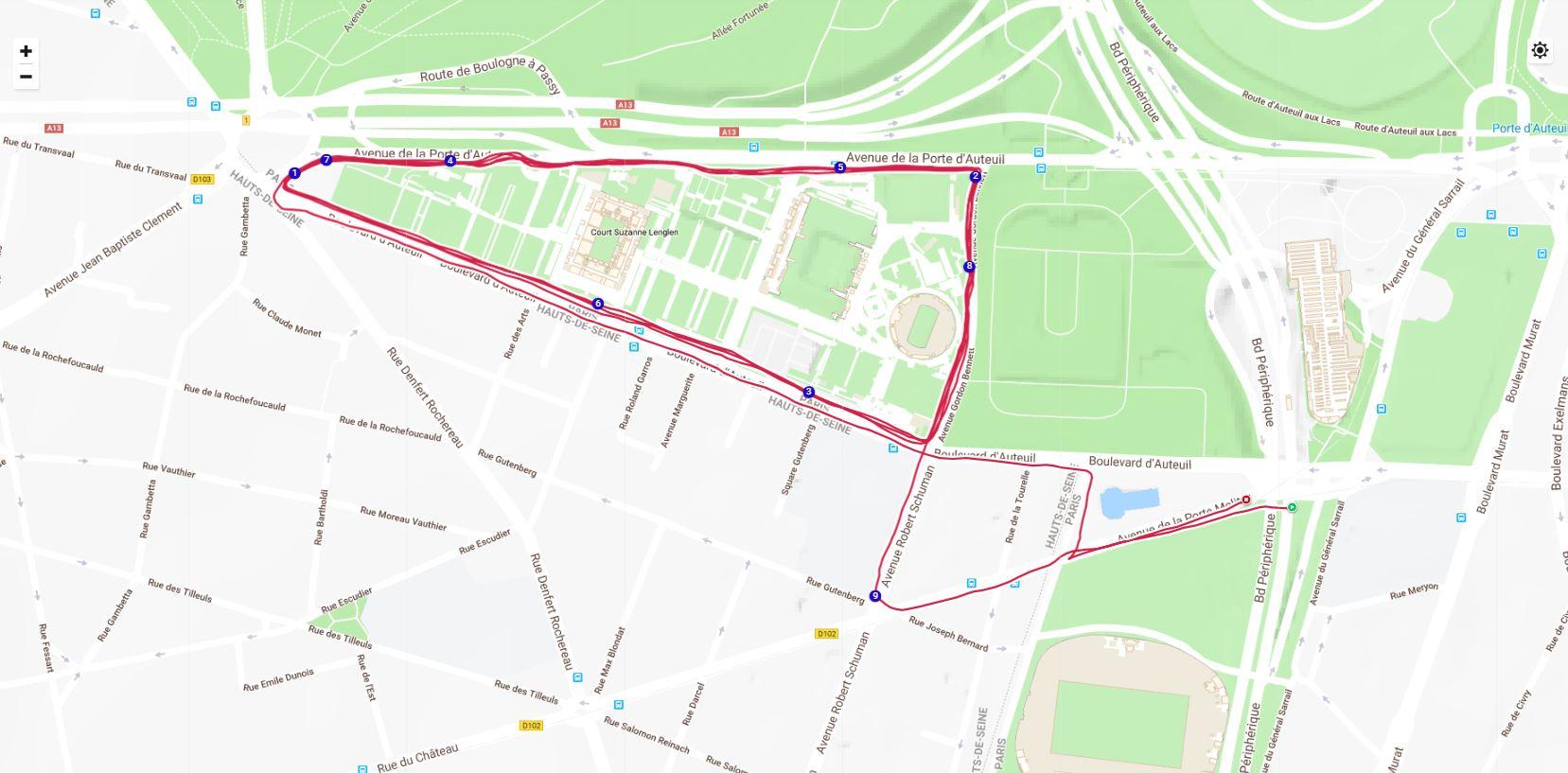 M430 - GPS