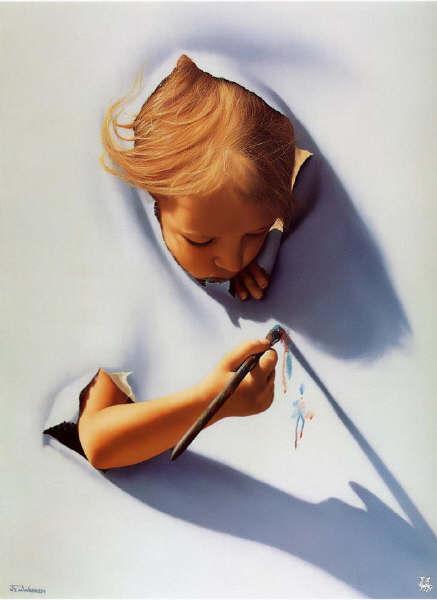 Une peinture pour rêver, voyager, s'émouvoir ...  - Page 2 181123123007226607